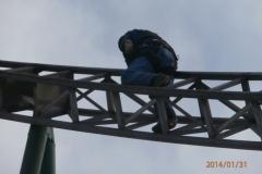 Badania nieniszczące na wysokościach