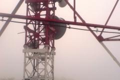 Wieża telewizyjna - Góra Ślęża
